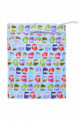 COLORFUL bag for BABY cloth diapers